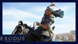 Exodus : gods & kings :  bande-annonce finale VOST