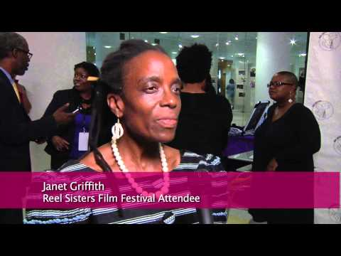 The 2014 Reel Sisters Film Festival Promotional