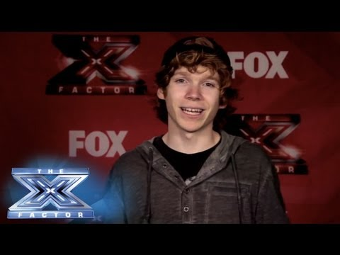 Yes, I Made It! Chase Goehring - THE X FACTOR USA 2013 - Smashpipe Entertainment