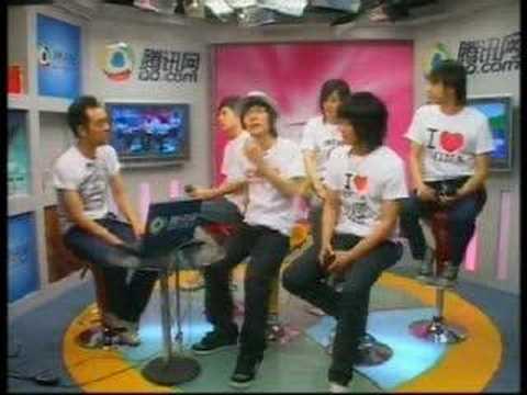 琴麻岛乐队专访(part01)