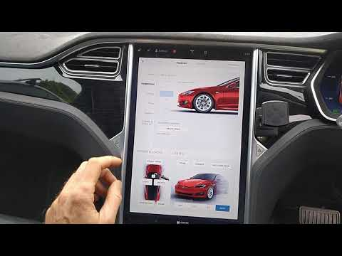 Tesla Model S Autolock Off