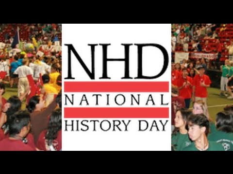 Kenneth E. Behring National History Day Contest