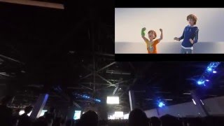 Overwatch Reveal (BlizzCon 2014 crowd reaction)