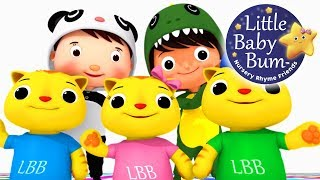 Nursery Rhyme Videos | *Volume-19* | Compilation from LittleBabyBum! | Live Stream! - YouTube