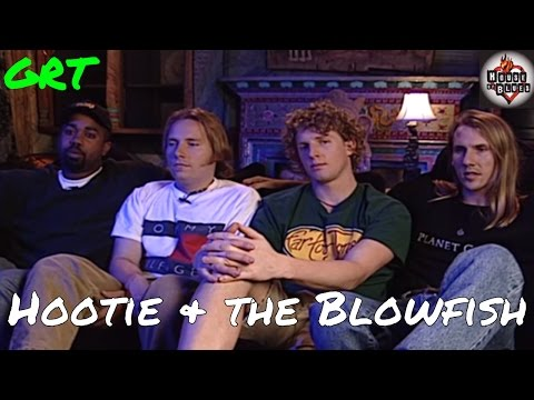 Hootie and the Blowfish | Green Room Tales