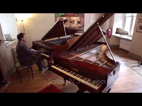 Erard 1843 vs Pleyel 1843
