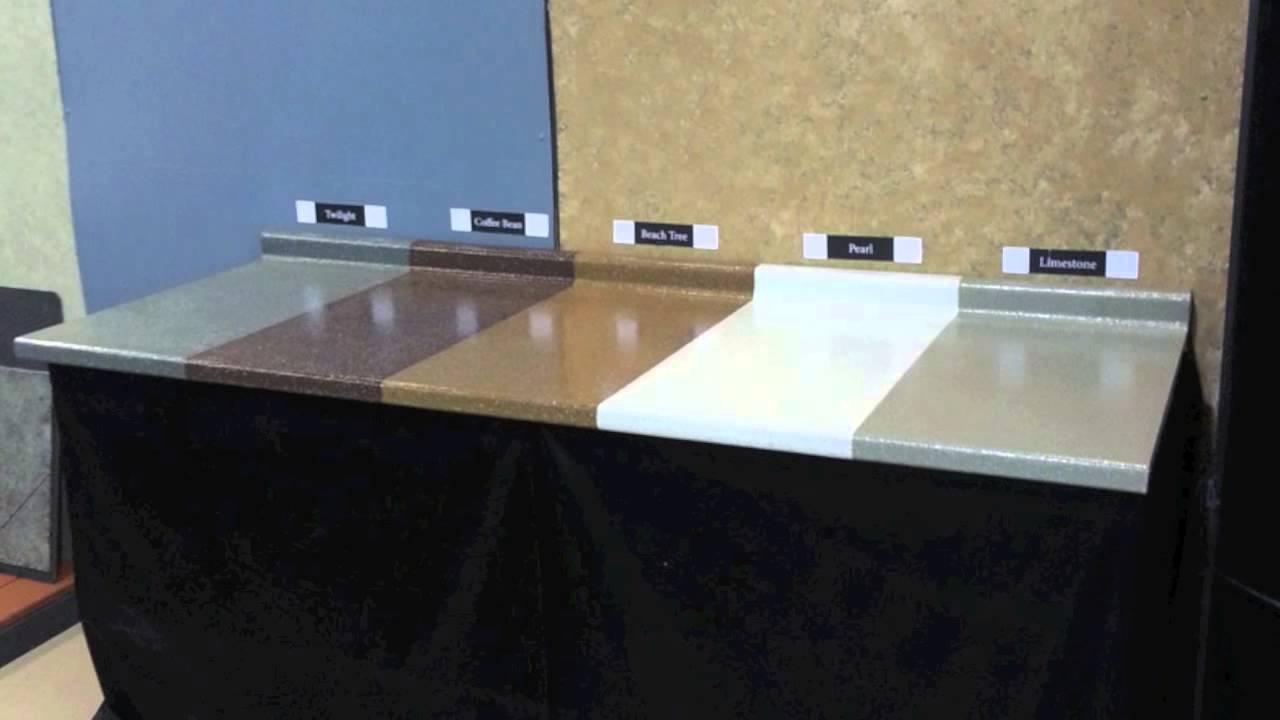 Spreadstone Countertop Refinishing Kit Five New Colors
