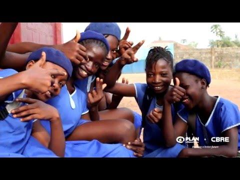 CBRE & Plan International: Building a better future for children