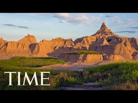 Badlands National Park Posts Series Of Controversial Tweets   TIME