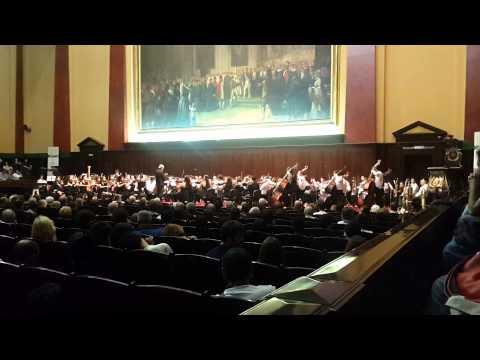Orquesta Sinfónica Nacional Juvenil de San Martin parte 1