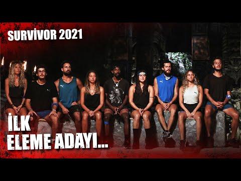 Survivor'da İlk Eleme Adayı | Survivor 2021