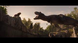Jurassic World: Fallen Kingdom - Ending Scene (HD)