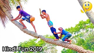 Indian New funny Video😄-😅Hindi Comedy Videos 2019-Episode-40--Indian Fun || ME Tv