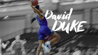 David Duke: The Next Great Big East Guard