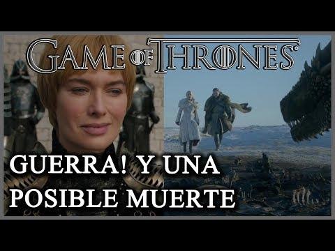Analisis del trailer de Game of Thrones Temporada 8 y teorías!