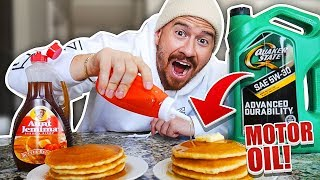 I Tested Food Hacks Used in TV COMMERCIALS!!