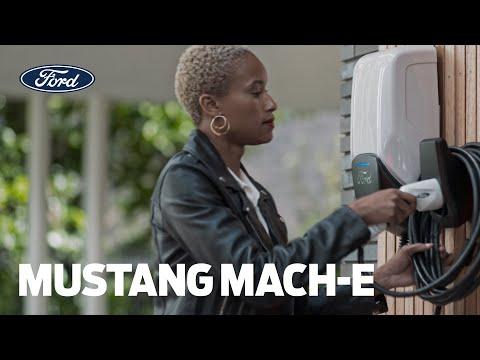Slik lader du hjemme | Mustang Mach-E | Ford Norge