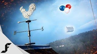 Battlefield 1 - The Floating House: UP! Easter Egg
