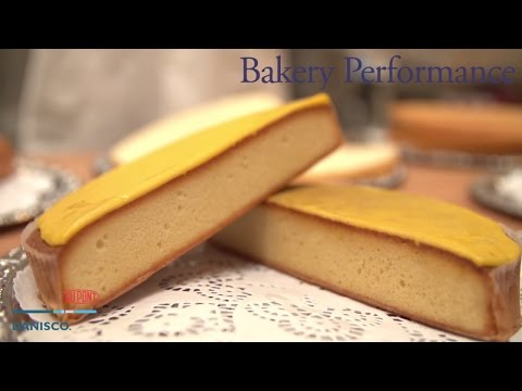 Bakery Performance | Great cakes with easy cake gels