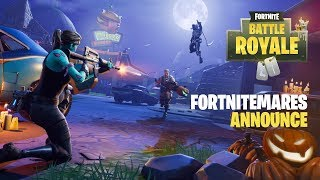 Fortnite - Fortnitemares (Battle Royale) Announce Trailer