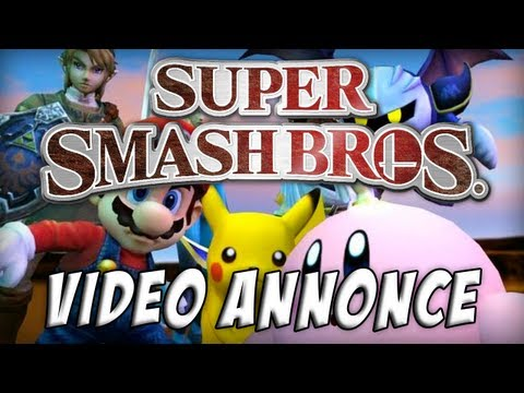de retour de vacances | super smash bros brawl