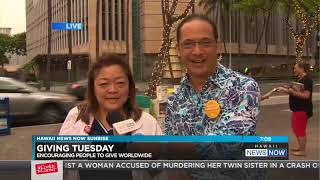 Hawaii News Now #GivingTuesdayHI