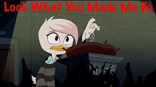 Lena and Magica - DuckTales - Look What You Made Me Do - Taylor Swift AMV