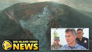 Hawaii Volcano Update: Leilani Estates Evacuation Order Lifted (Sept. 7, 2018)