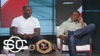 Marcellus vs. Keyshawn: #MarKey Race | SportsCenter | ESPN