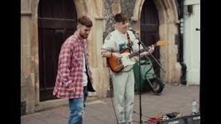 Ren & Sam Tompkins - Earned it /Mans World / Falling