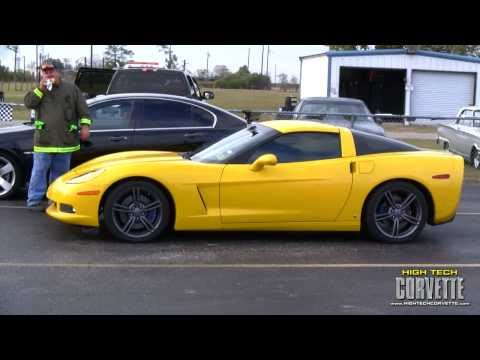 C6 Corvette - Nitrous - 1/4 mile