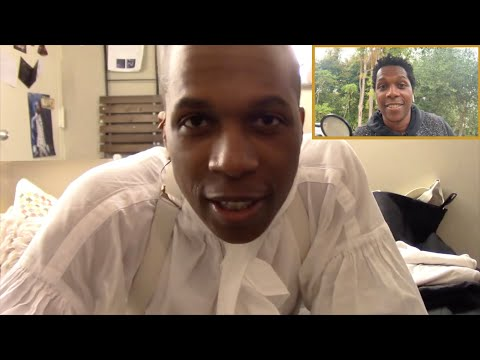 Watch With Me: Revisit Episode 1 of Aaron Burr, Sir with HAMILTON Tony Winner Leslie Odom Jr.