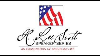 'H. Lee Scott Speaker Series Announcement (full program) - Pittsburg State University
