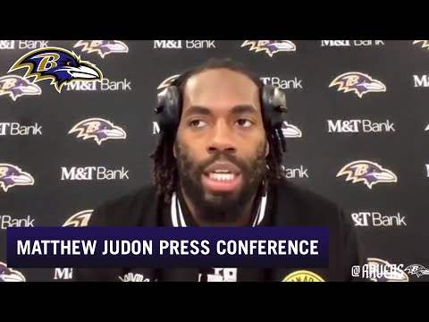 Matthew Judon Discusses Future After Season-Ending Loss to Bills | Baltimore Ravens