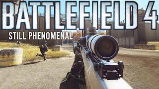 Battlefield 4 is still PHENOMENAL!