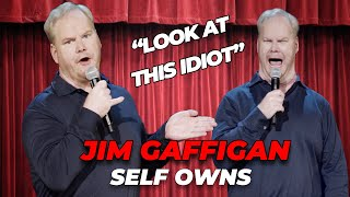 Jim Gaffigan Funniest SELF OWNS | Stand Up Comedy
