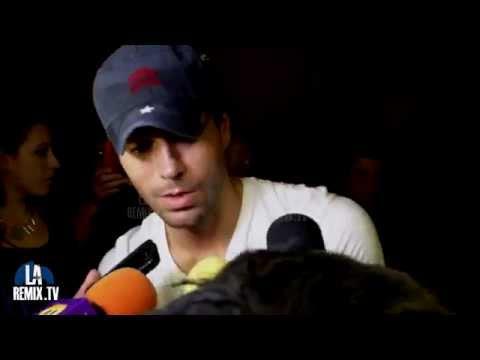 Baixar Entrevista a Enrique Iglesias terminó su relación   Soltero