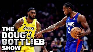 Lakers and Clippers in the NBA Finals Won't Be Good For The Sport - Doug Gottlieb