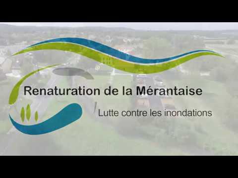 Renaturation de la Mérantaise
