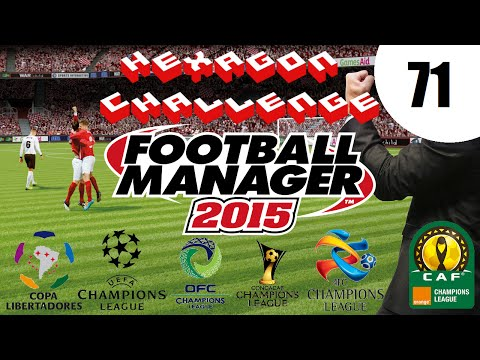 Pentagon/Hexagon Challenge - Ep. 71: Europa League 1st Knockout Round | Football Manager 2015