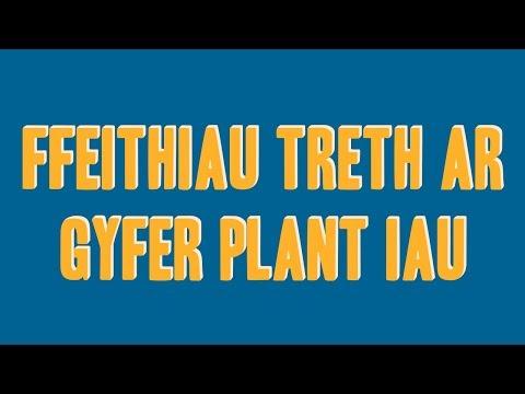 Ffeithiau Treth ar gyfer Plant Iau