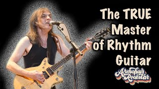 Malcolm Young of AC/DC Was THE Powerhouse of Rhythm Guitar