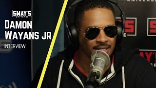 Damon Wayans Jr. Talks Dave Chappelle Inspiring His Return To Stand Up Comedy | SWAY'S UNIVERSE