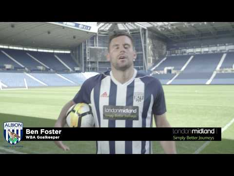 London Midland in partnership with West Bromwich Albion Foundation