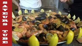 How to make Paella with TV Chef Julien Picamil from