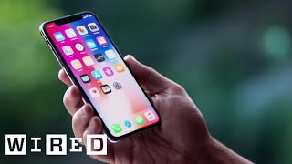 iPhone X Hands-On: Up Close and Personal With the Newest iPhone | WIRED