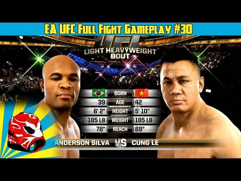 Baixar Anderson Silva vs. Cung Le Full Fight | EA Sports UFC 2014