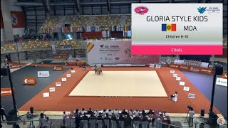 Gloria Style Kids, FINALS, Aesthetic Group Gymnastics WORLD CHAMPIONSHIP, Cartagena