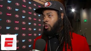 Richard Sherman: It didn't take me long to process going from Seahawks to 49ers | ESPN