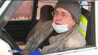 Первые 7 автомобилей областного правительства поступили в распоряжение омских больниц